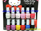OPI Nail Polish Lacquer - HELLO KITTY Collection Color 2016 / Choose Any Color