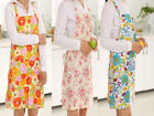 Waterproof Anti-oil Polyester Restaurant Kitchen Cooking Bib Apron For 3 Colors