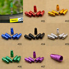 Внешний вид - 5pcs Bike Bicycle Presta Wheel Rim Tyre Stem Air Valve Cap Aluminium Alloy