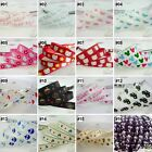 "3/8"" 9MM Mixed Baby Theme Cartoon Grosgrain Ribbon Craft 16 Designs For Hairbow"