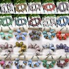 Howlite Turquoise Gemstone Big Hole Loose European Beads Fit Charms Bracelet DIY