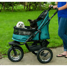 Pet Gear No-Zip Double Pet Stroller