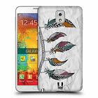 HEAD CASE DESIGNS TRIBAL FEATHERS HARD BACK CASE FOR SAMSUNG PHONES 2