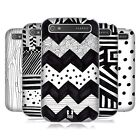 HEAD CASE DESIGNS BLACK AND WHITE DOODLE PATTERNS CASE FOR BLACKBERRY PHONES
