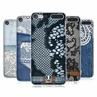 HEAD CASE DESIGNS JEANS AND LACES HARD BACK CASE FOR APPLE iPOD TOUCH MP3