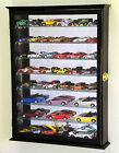 7 Shelves Hot Wheels Matchbox Diecast Cars 1/64 1/43 Model Display Case Cabinet