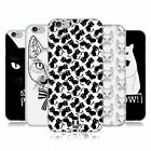 HEAD CASE DESIGNS PRINTED CATS 2 SOFT GEL CASE FOR APPLE iPHONE PHONES