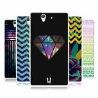 HEAD CASE DESIGNS TREND MIX SOFT GEL CASE FOR SONY PHONES 2