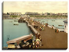 Canvas Print Of clacton-on-sea, from the pier