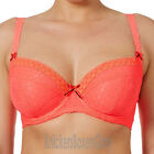 Freya Lingerie Rapture Padded Half Cup Bra Neon 1673 NEW Select Size