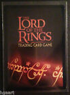 LOTR TCG Two Towers Tengwar Cards
