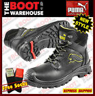 Puma Work Boots 630557 'Borneo', Composite Toe Advanced Safety, Metal Free!