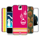 HEAD CASE MIX CHRISTMAS COLLECTION SOFT GEL CASE FOR HTC ONE E9+ PLUS
