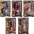 MONSTER HIGH FREAKY FUSION DOLLS MATTEL FIGURE GIFT TOY