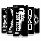 HEAD CASE DESIGNS BLACK AND WHITE SOFT GEL CASE FOR BLACKBERRY PHONES