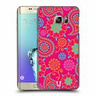 HEAD CASE DESIGNS PSYCHEDELIC PAISLEY HARD BACK CASE FOR SAMSUNG GALAXY S6 EDGE+