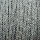 4mm Cotton Covered Barley Twist Bungee Cord. Quality Textured Elastic.Coat