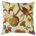 The Pillow Collection Hesperia Floral Throw Pillow