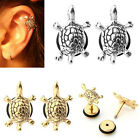 Stainless Steel Lovely Turtle Barbell Ear Cartilage Helix Stud Bars Earring Punk