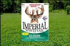 Imperial Whitetail Clover Seed, Wildlife food plot seed, Whitetail Institute