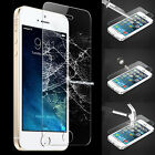 Fashion Genuine Real Tempered Glass Screen Protector For iPhone Samsung Phone