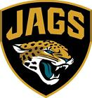 Jacksonville Jaguars wall decal (made with PHOTOTEX)not low end vinyl