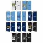 MANCHESTER CITY MAN CITY FC CREST LEATHER BOOK CASE FOR APPLE iPHONE PHONES