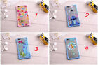 Cute Cartoon Anime Stitch Mickey Duck Phone Cover Back Case For iPhone 6 6s Plus
