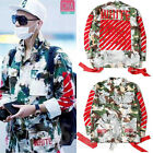 Extended Long Snow Camouflage GD Off White C/O Virgil Abloh 13 Jacket Coat Shirt