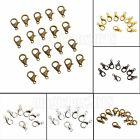 Wholesale 10mm 12mm 14mm 16mm Lobster Claw Trigger Clasps Jewellery Findings