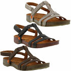 Art 0972 I Breathe Womens Leather Velcro Sandals