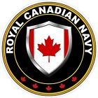 Royal Canadian Navy RCN Decal / Sticker