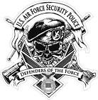 U.S. Air Force USAF Security Police Decal / Sticker