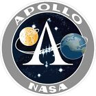 Apollo Program Insignia Decals / Stickers
