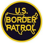 U.S. Border Patrol Decals / Stickers