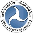 U.S. Department of Transportation Seal Decals / Stickers