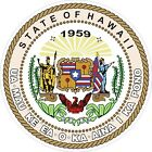 Hawaii State Seal Decals / Stickers