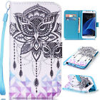 For Samsung Galaxy S7 edge S7 Flip Hot Pattern Leather Card Wallet Case Cover
