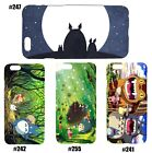 Cute Cartoon My Neighbor Totoro Funny Pattern Case For iPhone 5c 5s 6 6 Plus
