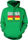 Ghanaian Country Flag - Pride Nationality Ghana Hoodie Pullover