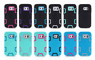Defender Shockproof Hybrid Rubber Heavy Duty Case Cover Skin For Samsung Galaxy