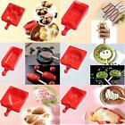 Fun Silicone Ice Lolly Cream Yogurt Icebox Juice Maker Mold Mould Popsicle DIY