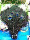 new-natural rare peacock-feathers-eyes-12-14-inches30-35cm