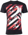 HURLEY Mens T-Shirt EGO Premium Fit BLACK Skate Surf Board $30