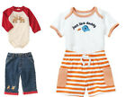 Gymboree New Boys outfits 3-6-12 months