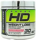 Cellucor Super HD Powder - FAT / WEIGHT LOSS / ENERGY :MULTI FLAVORS 30 Servings