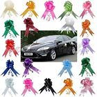 Wedding Car Decoration Kit Waterproof Large Pull Bows & 50mm Ribbon - Free Post