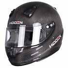 Carbon Karting Motorsport Track Day Helmets SA2010 FIA Approved Fireproof Liner