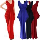 FINAL SALE - UK WOMENS MAXI LONG DRESS SHIRT EVENING PARTY WRAP DRESSES SIZE