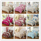 Leopard Print Quilt Covers 100% Cotton Queen/King Size Bed Duvet/Doona Cover Set
